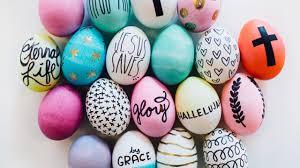 Easter Egg Designs Ideas Best Easter Egg Designs 15 Easy Diy Ideas For Easter Egg