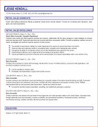 Captivating Objective For Resume Examples Sales Associate With