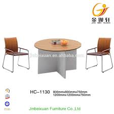 small round conference meeting table office desk furniture
