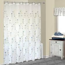 com united curtain loretta shower curtain 70 by 72 inch white blue home kitchen