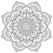 Abstract Coloring Pages For Adults And Artists Abstract Coloring