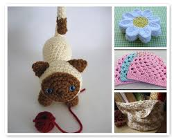 Free Crochet Patterns Beauteous Easy To Learn Free Crochet Patterns Cottageartcreations