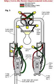how do i wire a celing lighit to work from 2 seperat swiches i have included a diagram below that shows one way to wire the three way switches to the light to allow the two switches to control the one light