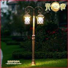 outdoor lamp posts best of solar yard lights or aluminum lighting a inspire outside post