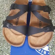 birkenstock size 36 birkenstock salina birko flor black size 36 womens sandal normal