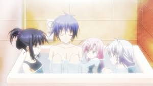 unlimited fafnir wallpaper. mc goes into the bath with three girls, unlimited fafnir wallpaper