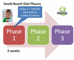 South Beach Diet Phase 1 Glycemic Edge
