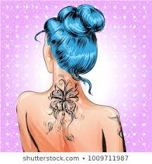 Girl Back Images, Stock Photos & Vectors | Shutterstock
