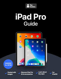 Ipad Pro Guide The Ultimate Guide For Ipad Pro Ios 12