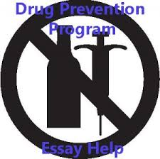 essay paper on drug prevention program