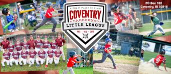 Divisions Of Play Coventry Little League