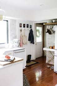 Small White Kitchen 17 Best Ideas About White Kitchen Appliances On Pinterest Brown