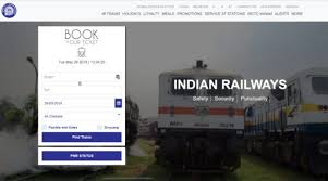 Irctcs New Feature Check Vacant Train Seats Reservation