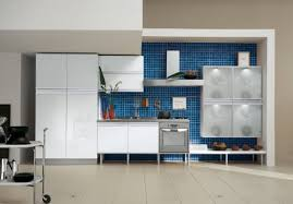Blue Tiles For Kitchen Kitchen Navy Blue Kitchen Cabinets Coastal Kitchen Blue And