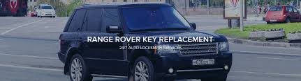 Range Rover Key Replacement   Lost Range Rover Keys   Cobra Locksmiths