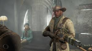 Preston Garvey - The Vault Fallout Wiki - Everything you need to know about  Fallout 76, Fallout 4, New Vegas and more!