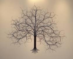 trees wall art metal sculpture metal decor pertaining to metal tree wall art sculpture beautiful metal
