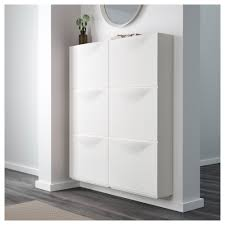 ... Storage Ideas, Marvelous White Storage Cabinet White Storage Cabinet  With Glass Doors Shoe Storage In ...