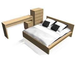 ikea malm bedroom furniture. ikea malm bedroom furniture 3d c4d r