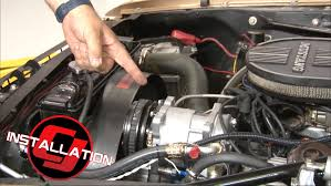 car air conditioner engine. mustang classic auto air perfect fit elite conditioning system with compressor installation - youtube car conditioner engine