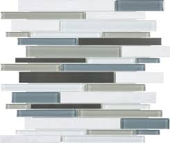 anatolia bliss nordic storm stone stainless blend linear mosaic