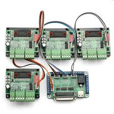 new cnc router single axis 3a tb6560 stepper motor drivers board upsell products