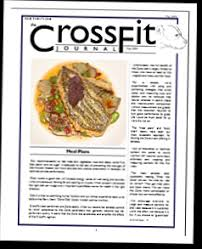 Block Diet Chart Cfj Issue 21 Zone Meal Plans By Greg Glassman Crossfit