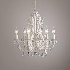 rh palais crystal rusty chandelier