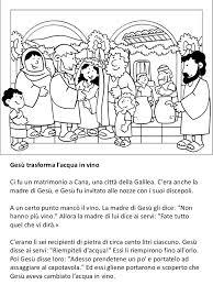 La Vita Di Gesù Per I Bambini Libro Da Colorare