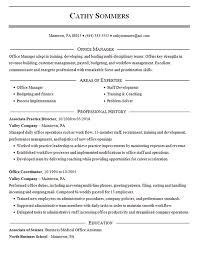 Professional Strengths Resume Office Coordinator Resume Example Practice Director
