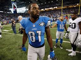 Calvin Johnson chose retirement over the 'insanity' of the Lions - Business  Insider