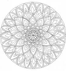Small Picture Free Printable Mandala Coloring Pages For Adults pertaining to