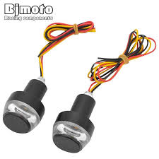 Online Shop BJMOTO <b>2Pcs Led</b> Motorcycle <b>Turn Signal</b> Light ...