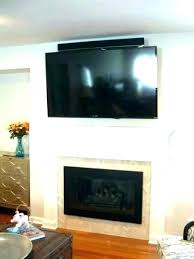 mounting tv above gas fireplace wall mount over fireplace mounting a above fireplace hanging over fireplace