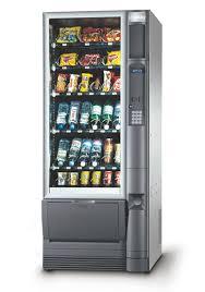 Empty Vending Machine Custom Necta Snakky Vendtrade