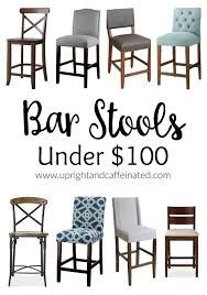 kitchen bar stools with arms. bar stools under one hundred dollars kitchen with arms