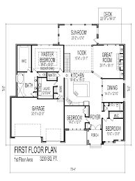 4 bedroom 3 bath floor plans new tuscan house floor plans single story 3 bedroom 2 bath 2 car garage