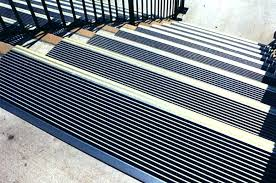 stair treads runners non slip