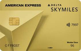 Note that american express cards don't include baggage delay coverage. Delta Skymiles Gold Credit Card American Express
