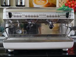 Máy pha cà phê Nuova Simonelli Appia 2 Group New 99% (2014) - Phadin Coffee