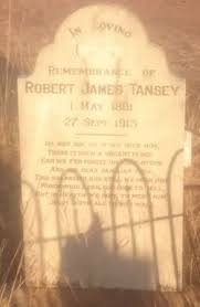 Robert James Tansey (1891-1915) - Find A Grave Memorial