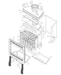 superior merit series wood burning fireplace wrt2036ws f0683