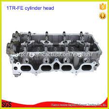 Diesel engine parts OEM 11101 75141 head cylinder 1TR FE 1TR ...