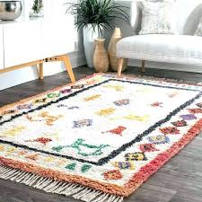 hand woven abstract fancy wool ivory grey rug nuloom trellis