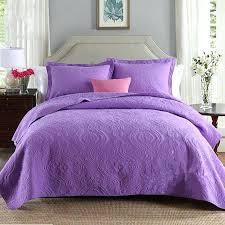 purple quilt bedding purple bedspreads