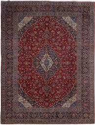 image is loading persian kashan bestrugplace natural wool red handmade area