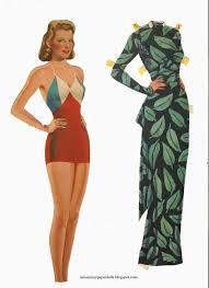 Miss Missy Paper Dolls: Betty Fields