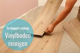 Mit einigen einfachen hausmitteln kann man diese aufgabe aber ganz einfach und schnell erledigen. Vinylboden Reinigen Die Besten Tipps Fur Designerboden