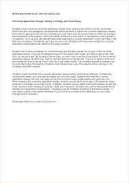 examples of good college essays ways to know if youve admission essay examples for college