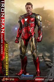 Here's a training secret you might be overlooking. Marvel Avengers Endgame Iron Man Mark Lxxxv Battle Damaged 16 Collectible Figure Mms528d33 Non Refundable Deposit Hot Toys Toywiz